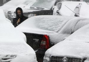 новости Киева - Киев - погода - непогода - снег - дороги - ГЧС отрапортовала о происшествиях в Киеве