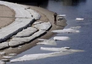 МЧС: На Днепре и Снови вода поднимется до критических отметок