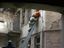 Прокуратура назвала причину взрыва в жилом доме в центре Львова