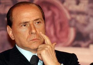 Берлускони критически отреагировал на публикации на Wikileaks