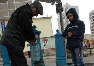 Заместитель главсанврача Киева рассказал о ситуации с питьевой водой в столице