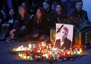 Экс-начальник Шевченковского РОВД заявил, что Индило умер вследствие эпилепсии