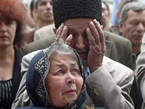 Сегодня - 65-я годовщина депортации крымских татар