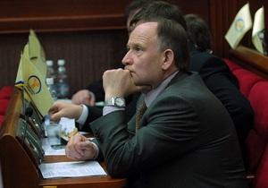 Киевсовет разорвал договор о реконструкции Оболонской набережной