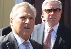ГПС: Квасьневскому и Коксу понравилась колония Тимошенко