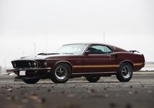 Он возвращается. Ford собирается возродить марку Mustang Mach 1
