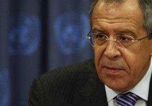 Тбилиси раскритиковал визит Лаврова в Южную Осетию и Абхазию