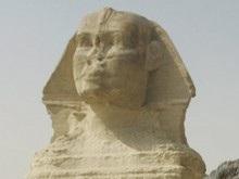 В Египте обнаружили четырех сфинксов