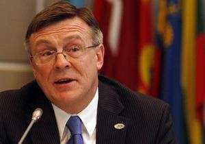 Кожара: Украина выполнит условия для подписания Ассоциации с ЕС
