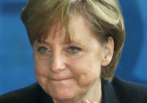 Меркель сожалеет о том, что Британия не будет участвовать в создании фискального союза в ЕС