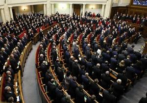 Партия регионов контролирует 19 из 29 комитетов Рады - анализ