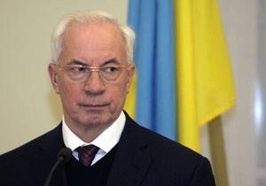 Азаров призывает ливанцев инвестировать в Украину