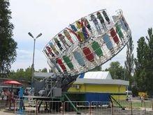 Падение карусели в Луганске: 2 погибших, 8 раненых