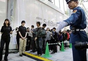 В Китае четыре человека пострадали в потасовке перед Apple Store