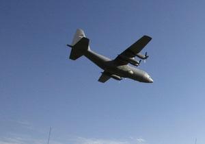 В Румынии при взлете загорелся военный самолет
