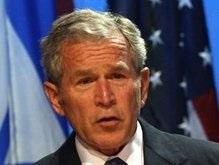 Густав мешает Бушу поехать на съезд республиканской партии