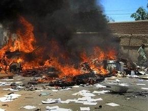 В Афганистане возле полицейской машины взорвалась бомба: пять человек погибли