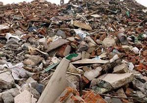 Минприроды: В Украине 35 миллиардов тонн отходов