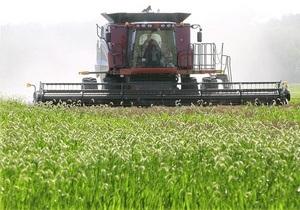 Аграрии за год получили почти семь миллиардов гривен кредитов