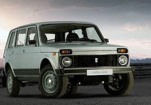 АвтоВАЗ отсрочил выпуск обновленной Lada 4x4