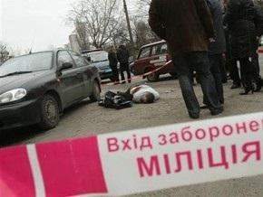 На Караваевых дачах в Киеве расстреляли мужчину