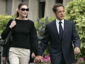 Саркози уйдет в трехнедельный отпуск