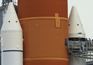 NASA утвердило дату запуска шаттла Endeavour