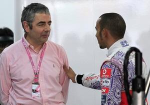 Мистер Бин получил страховку за разбитый McLaren