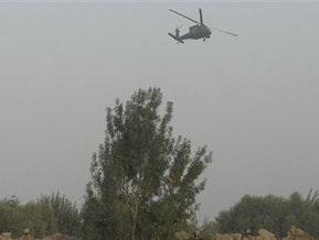 СМИ: При крушении вертолета в Афганистане погибли шестеро украинцев