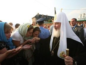 Кирилл: Церковь уважает выбор украинского народа жить в независимом государстве