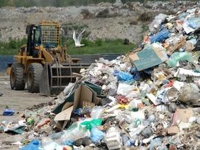 В Киеве построят завод по утилизации мусора