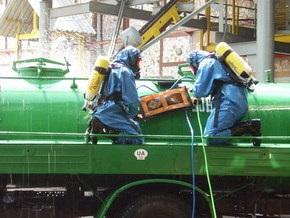 На Черниговском молокозаводе произошли выбросы аммиака