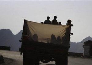 В Пакистане боевики расстреляли автобус с суннитами