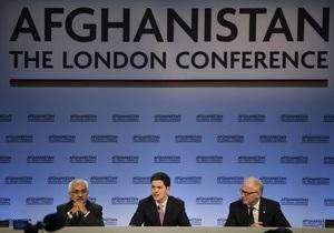 Милибэнд: В течение пяти лет весь Афганистан перейдет под контроль местных сил безопасности