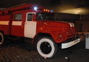 новости Львова - поджог офиса ПР - Во Львове неизвестные подожгли районный офис Партии регионов