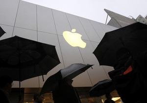 Акции Apple отыграли на бирже 7,2% стоимости