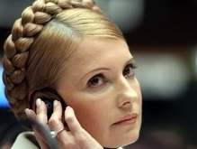 НИ: Тимошенко отменяет тесты