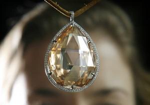 В ЮАР найден редчайший оранжевый алмаз
