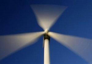 Украина намерена в 2012 году увеличить производство электроэнергии из возобновляемых источников в три раза