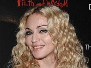 Мадонна разводится