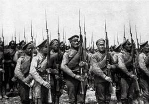 Первая мировая война - Сегодня в России и Украине отмечают День памяти жертв Первой мировой войн