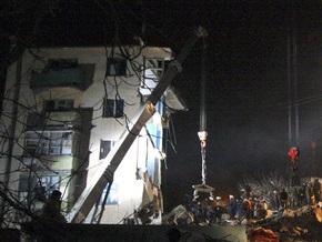 Пострадавшие от взрыва в Евпатории в понедельник смогут поселиться в новостройке