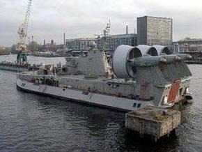 Украина построит военные корабли для Китая