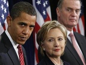 Фотогалерея: Кабинет Обамы