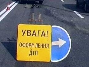 В Киевской области разбилась Toyota Camry: погибли трое человек