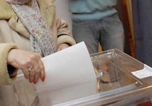 Украинцы в Австралии первыми начали избирать президента