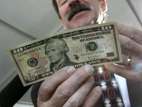 Курс продажи наличного доллара составляет 8,24-8,32 гривны