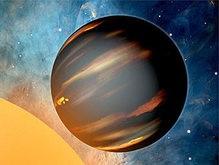 Ученые впервые зафиксировали свет, отраженный от экзопланеты