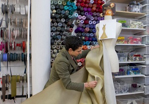 Зак Позен создал золотое платье за $1,5 млн