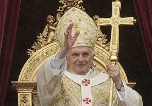 Папа Римский прибывает с двухдневным визитом в Хорватию